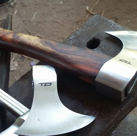 beautiful axes
