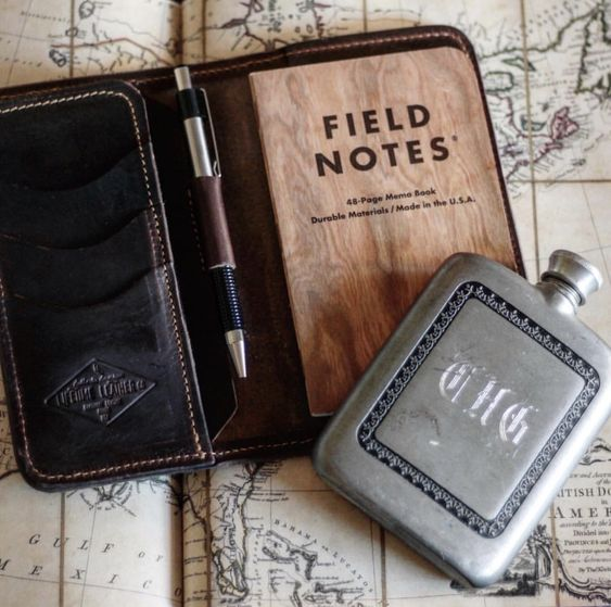 field notes carry