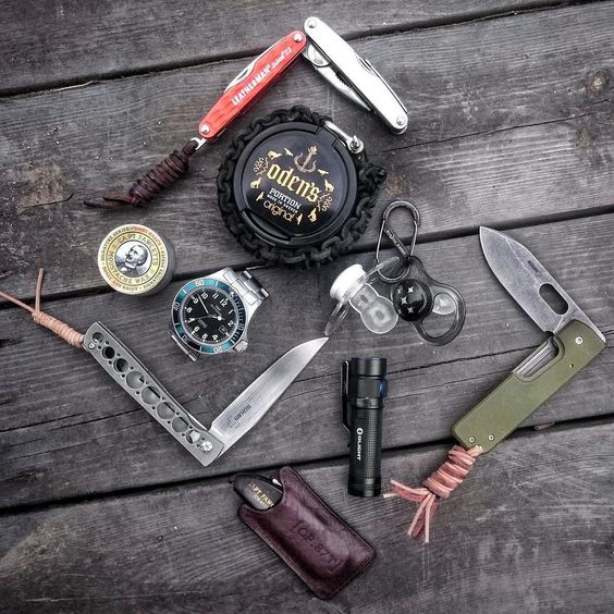 classic manly edc