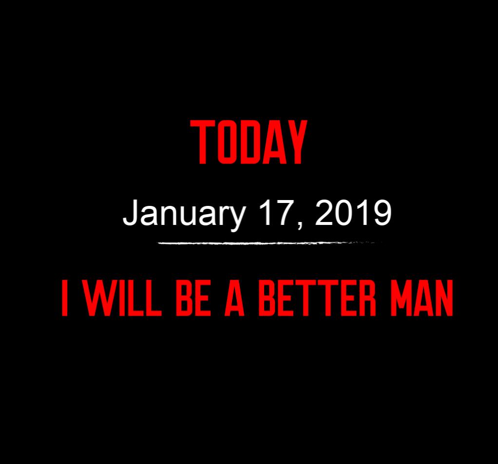 better man 1-17-19