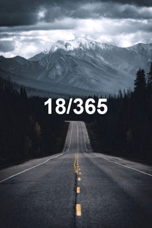 day 18 of the year 2019