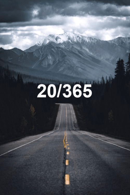 day 20 of the year 2019