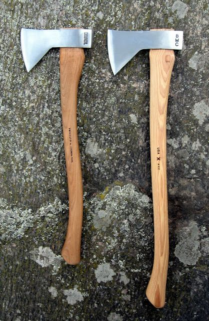 Council Tool Velvicut Hudson Bay Axe and rebranded Best Made Axe