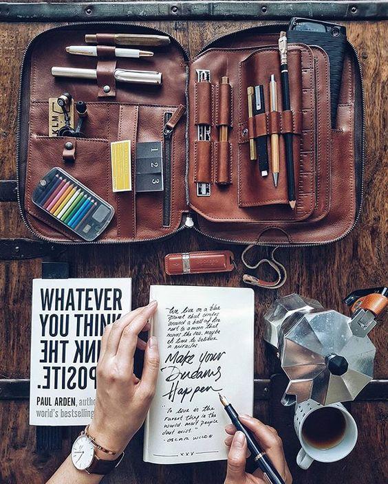 organized writer