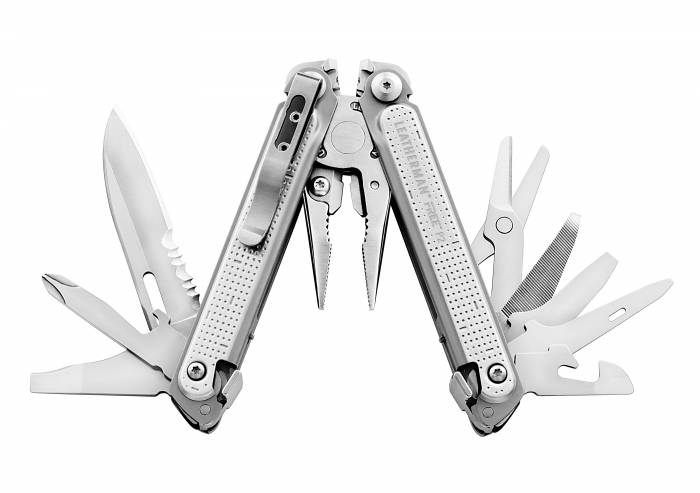 the leatherman free