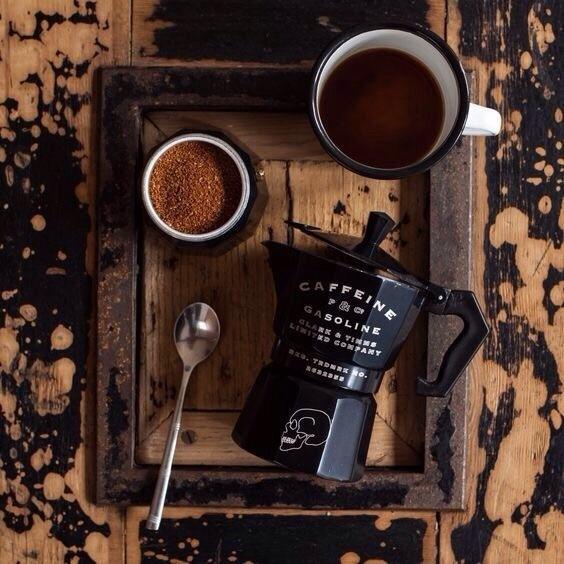caffeine gasoline
