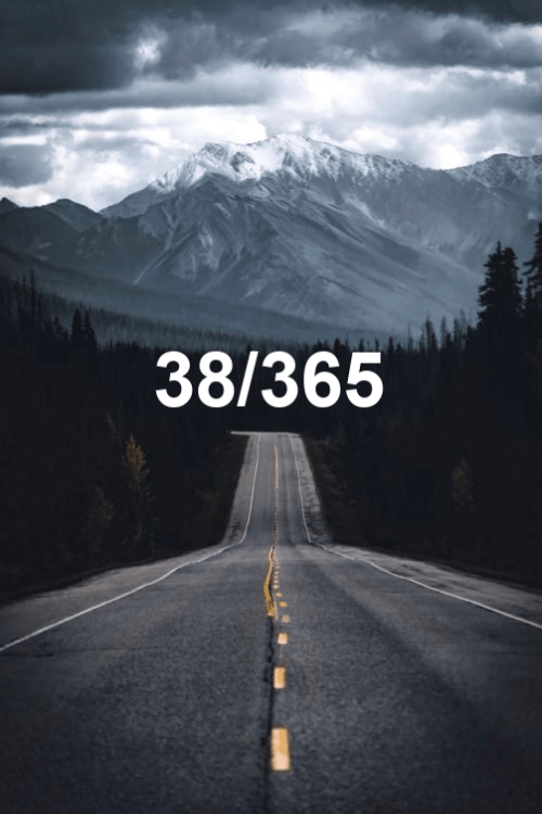 day 38 of the year 2019