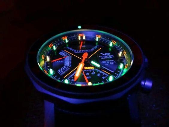 Vostok Europe Lunokhod 2