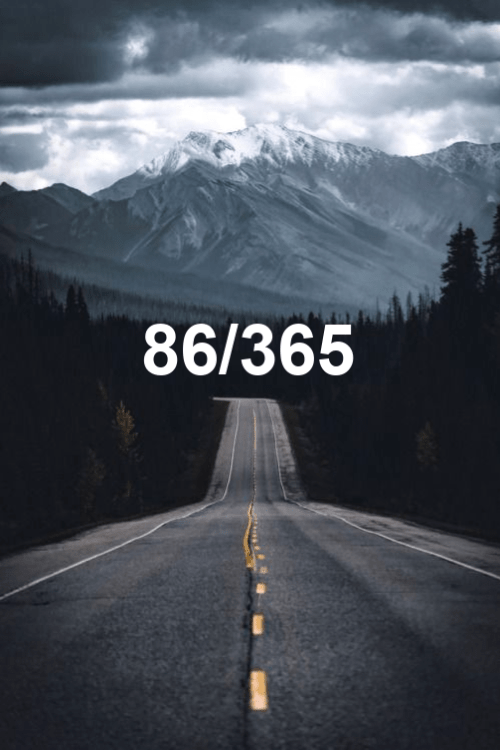 day 86 of the year 2019