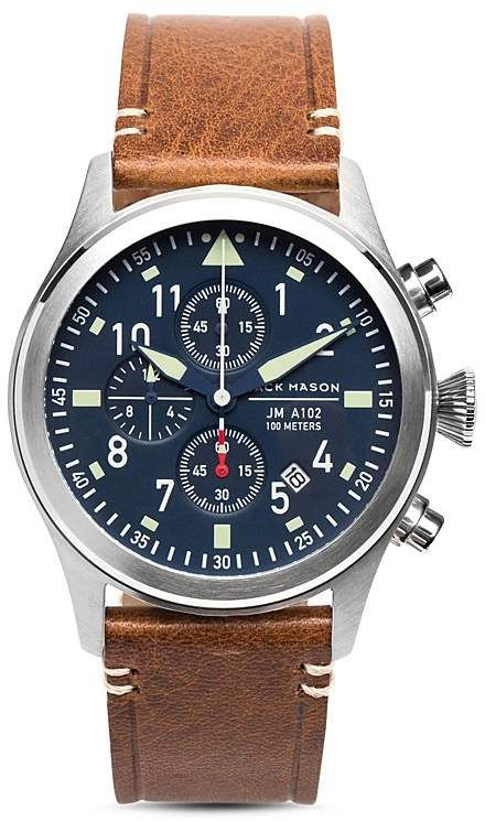 Jack Mason Aviator Chronograph Watch