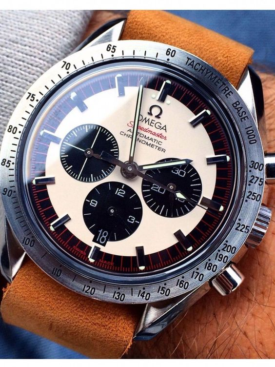 Omega Speedmaster - Paul Newman Daytona