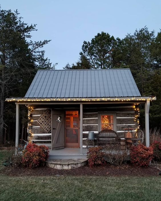 cozy little cabin