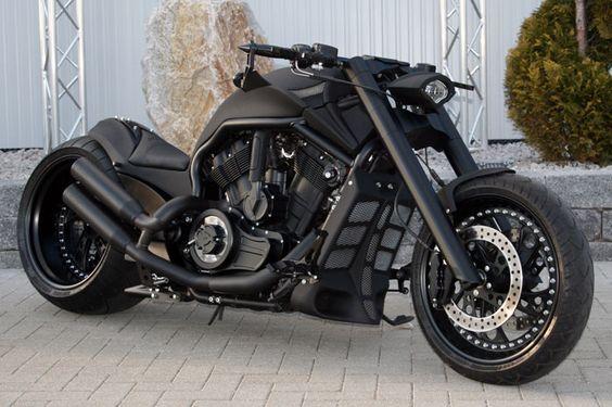 Harley Davidson V Rod Custom