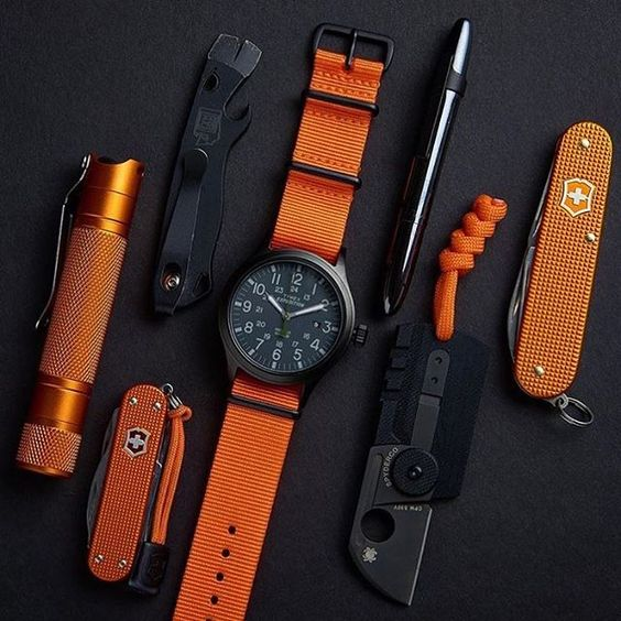 orange pocket dump