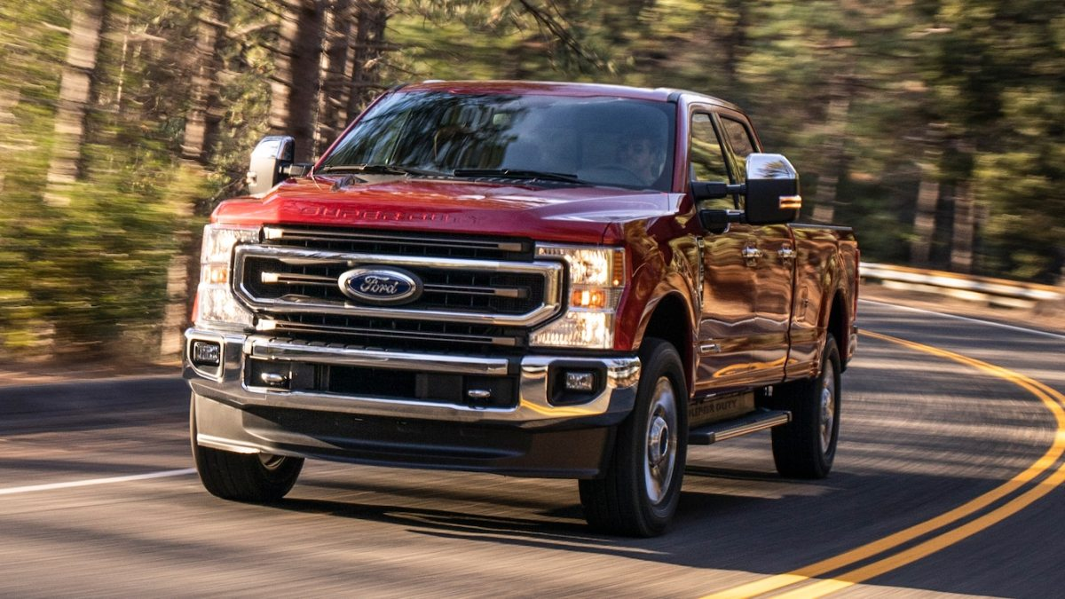 2020 Ford F250 King-Ranch