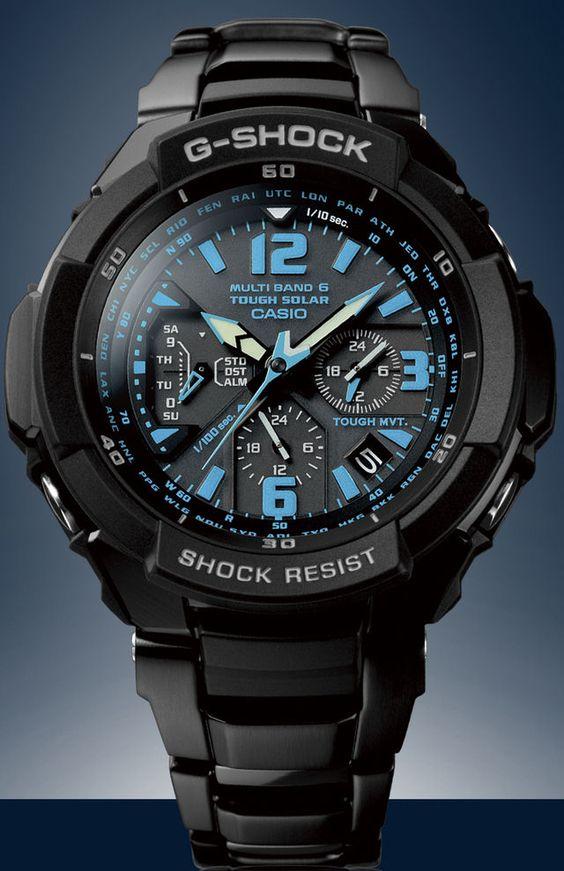 Casio G-Shock GW-3000BD
