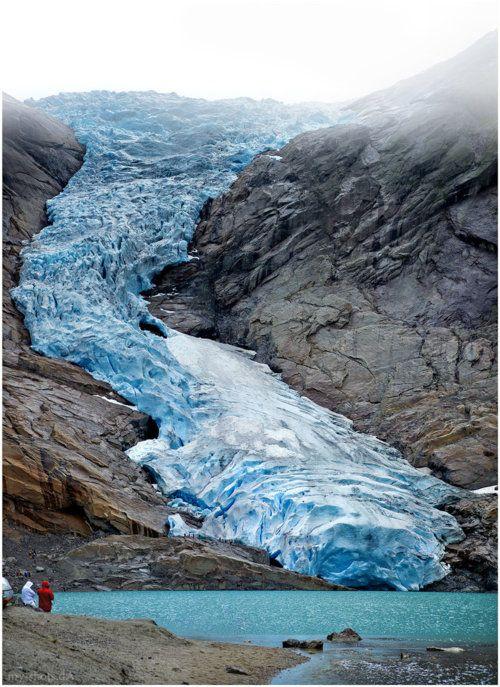 Briksdalsbreen, Briksdal Glacier, Norway