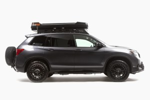 Honda Beefs Up Their Passport SUV For Overland Adventuring