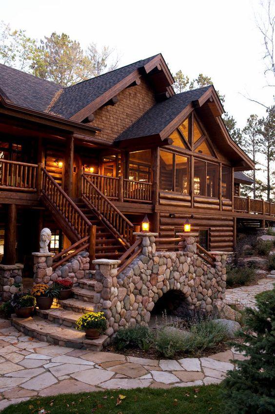 masculine home