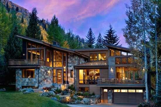 modern masculine home