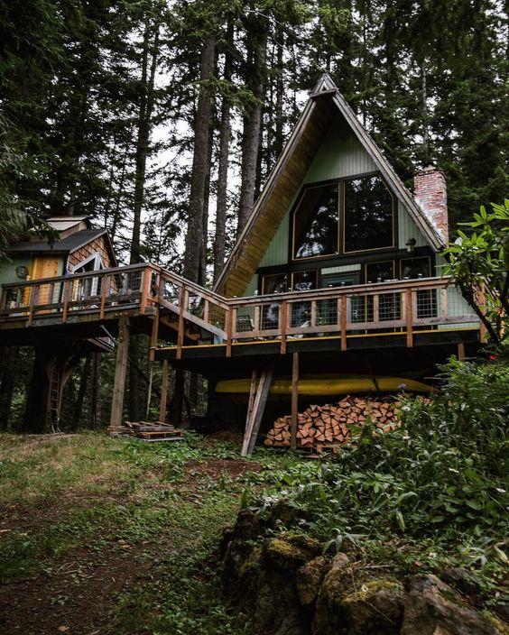 pnw cabin