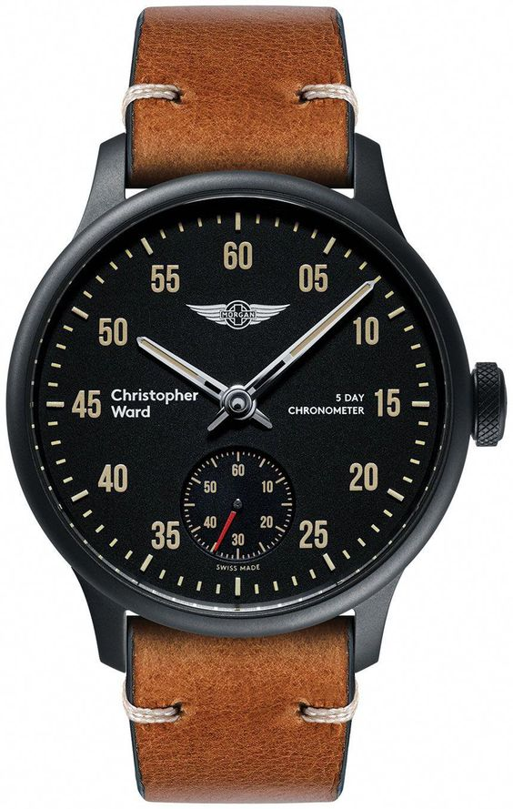 Christopher Ward C1 Morgan Chronometer Mens Watch