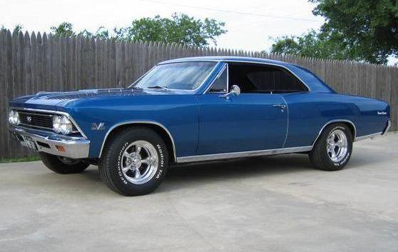 Classic Chevy Malibu