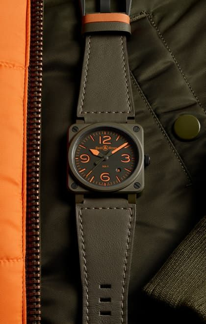 Bell and Ross Mens Watch