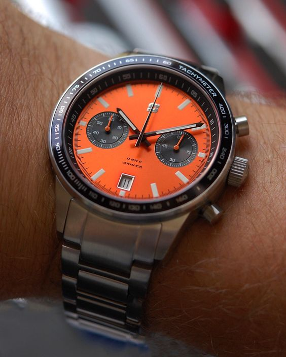 Straton Daily Driver Mens Watch