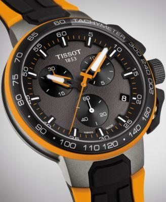 Tissot Mens Swiss Chronograph