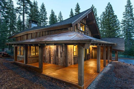rustic cabin goals