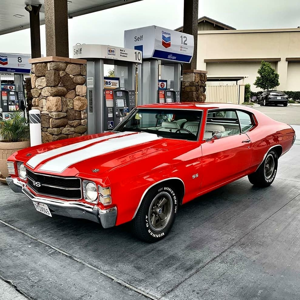 red chevelle