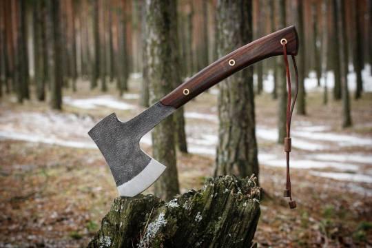 rugged ax