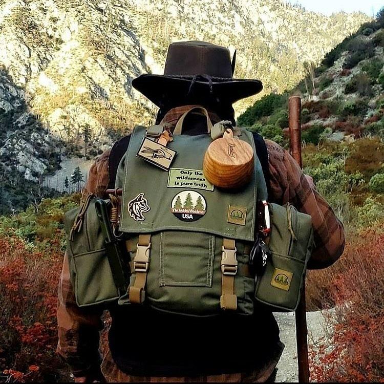 bushcraft backpack