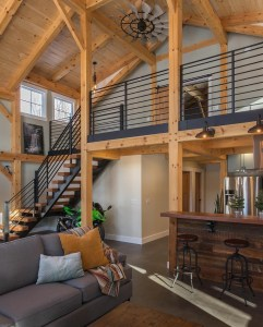 the manly life - manly home interior