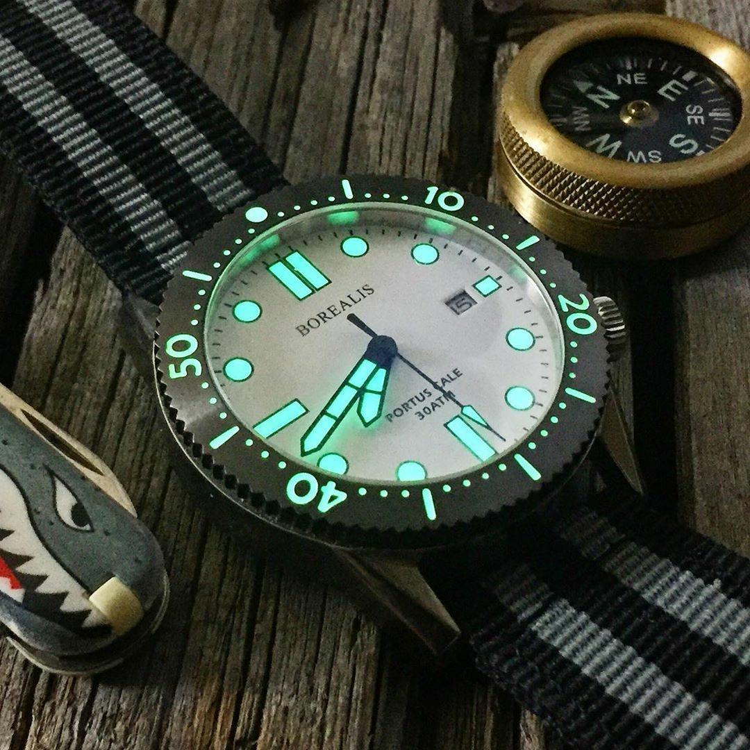 borealis watch
