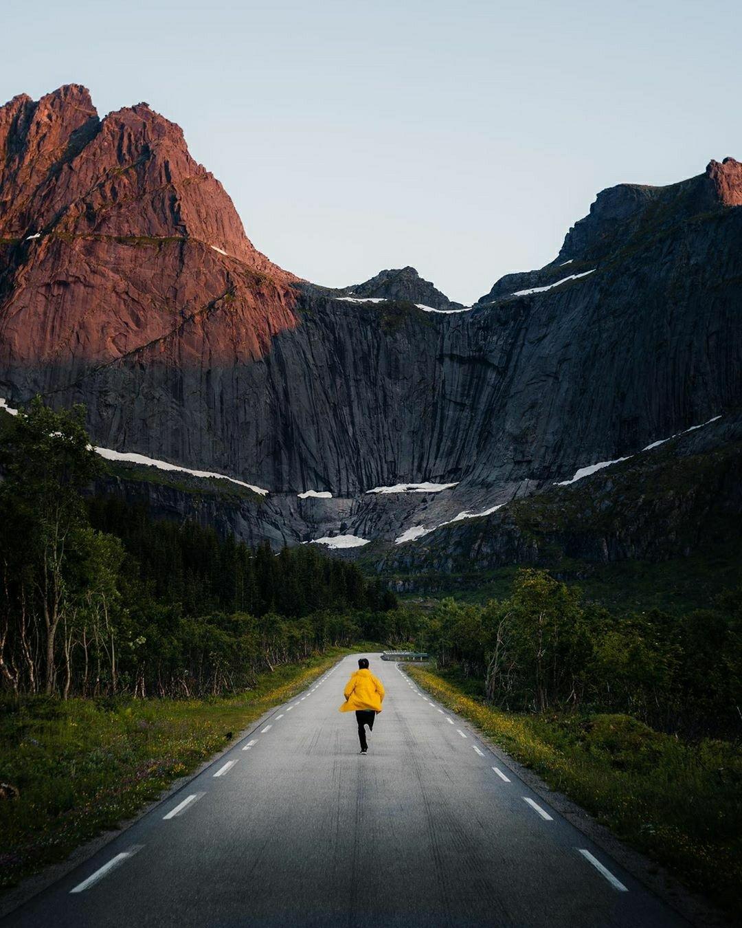 Nusfjord, Nordland, Norway