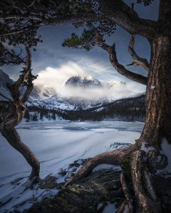 the manly life - Rocky Mountains