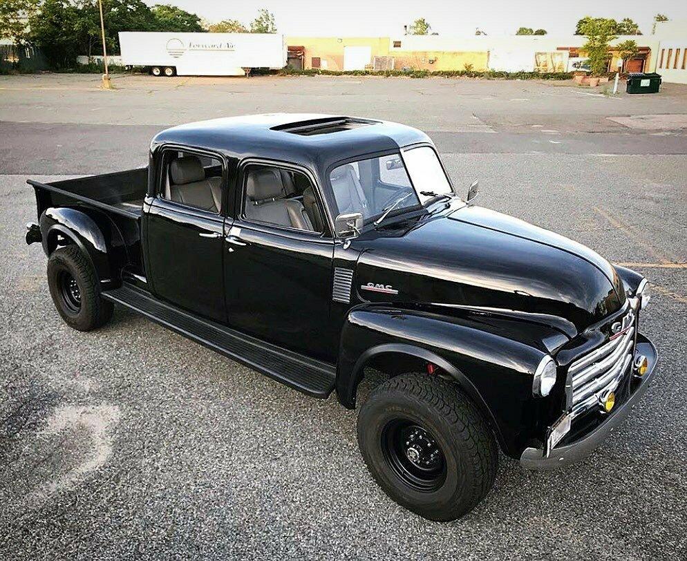 classic gmc pickup