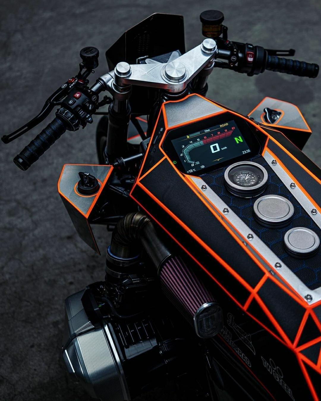 Ironwood Custom Motorcycle