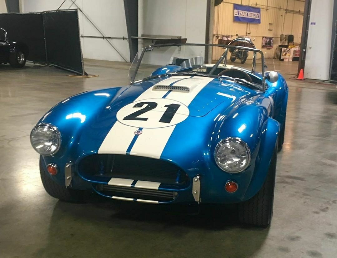 legendary shelby cobra