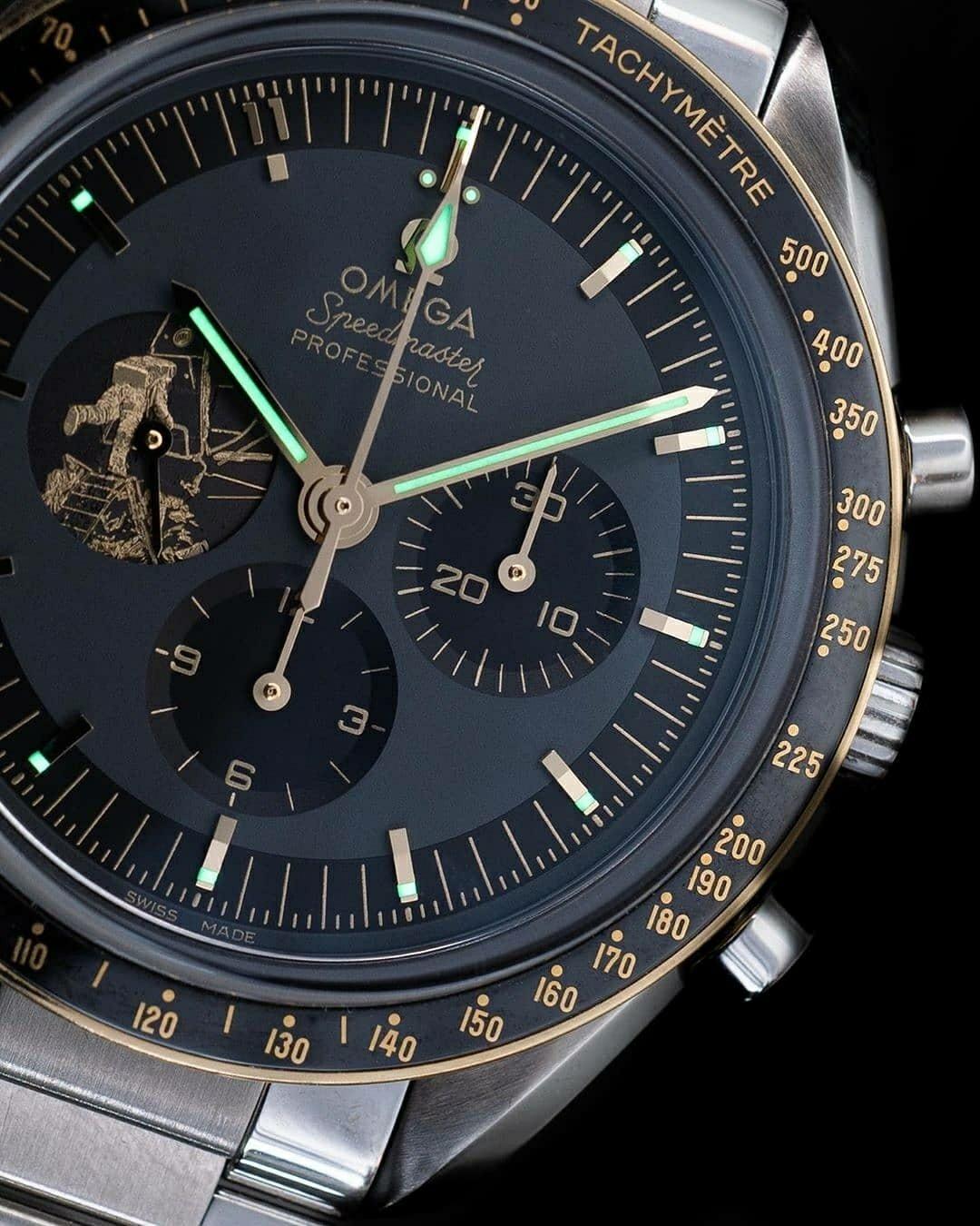 Omega Apollo 11 50th