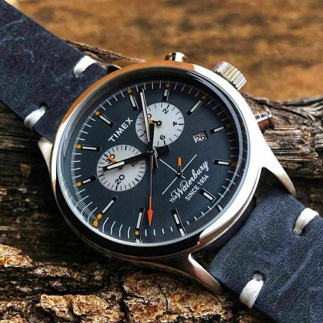 Timex Waterbury Chrono
