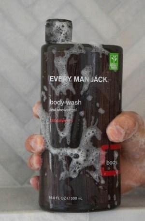 Cedarwood Body Wash