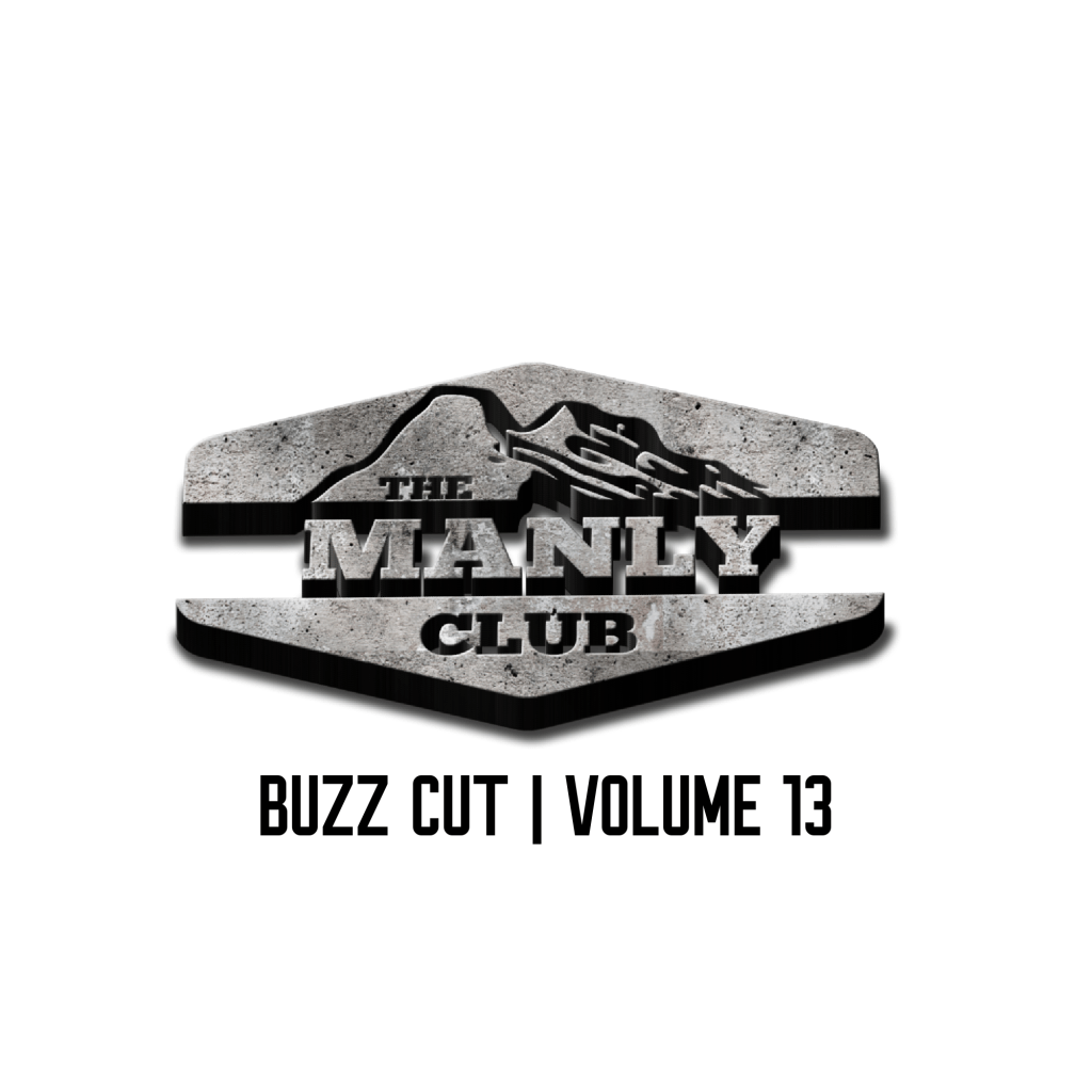 the manly club buzz cut volume 13