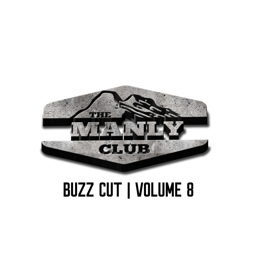 the manly club buzz cut volume 8