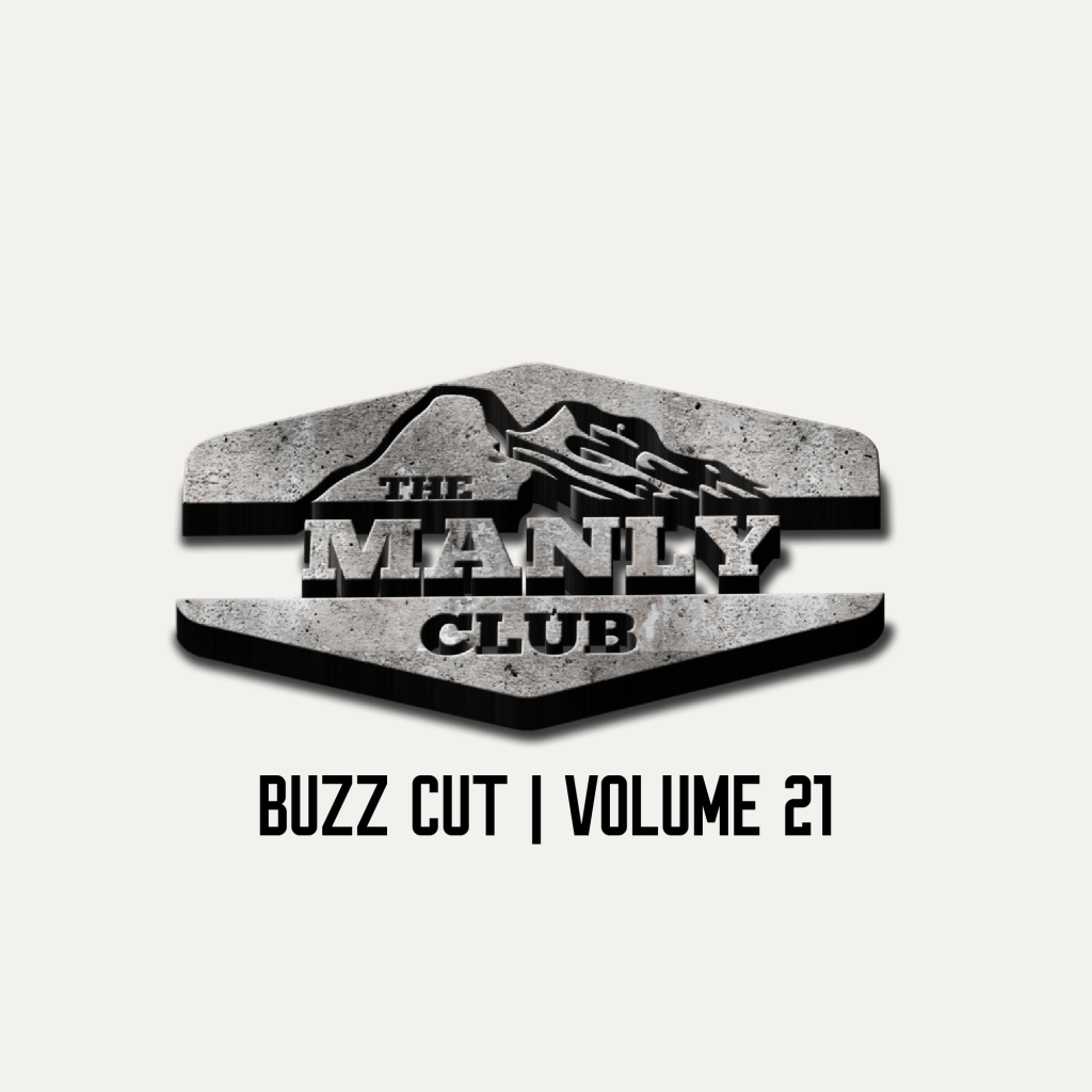 the manly club buzz cut volume 21