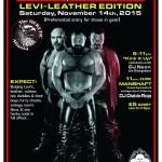 11x17 ManShaft Poster 11.14.15