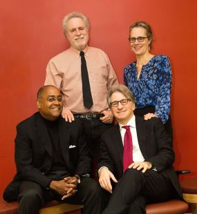 Innocence_Project_founders_Barry_Scheck_&_Peter_Neufeld,_executive_director_Madeline_deLone,_and_board_chair_Senator_Rodney_Ellis