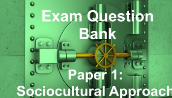 Exam Question Bank: Paper 1: Biological Approach | IB Psychology